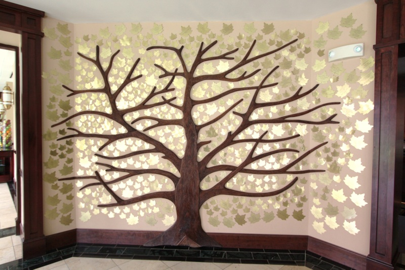 Synagogue Donor Trees Designs By W E Baum