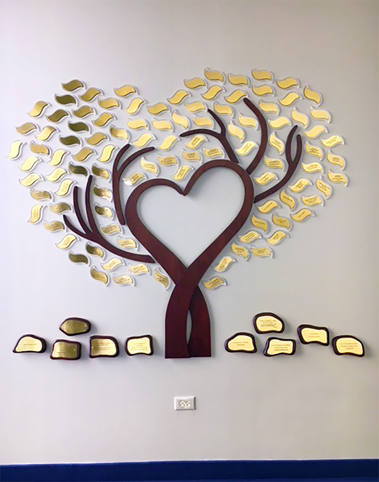 Donor Trees Designs By W E Baum